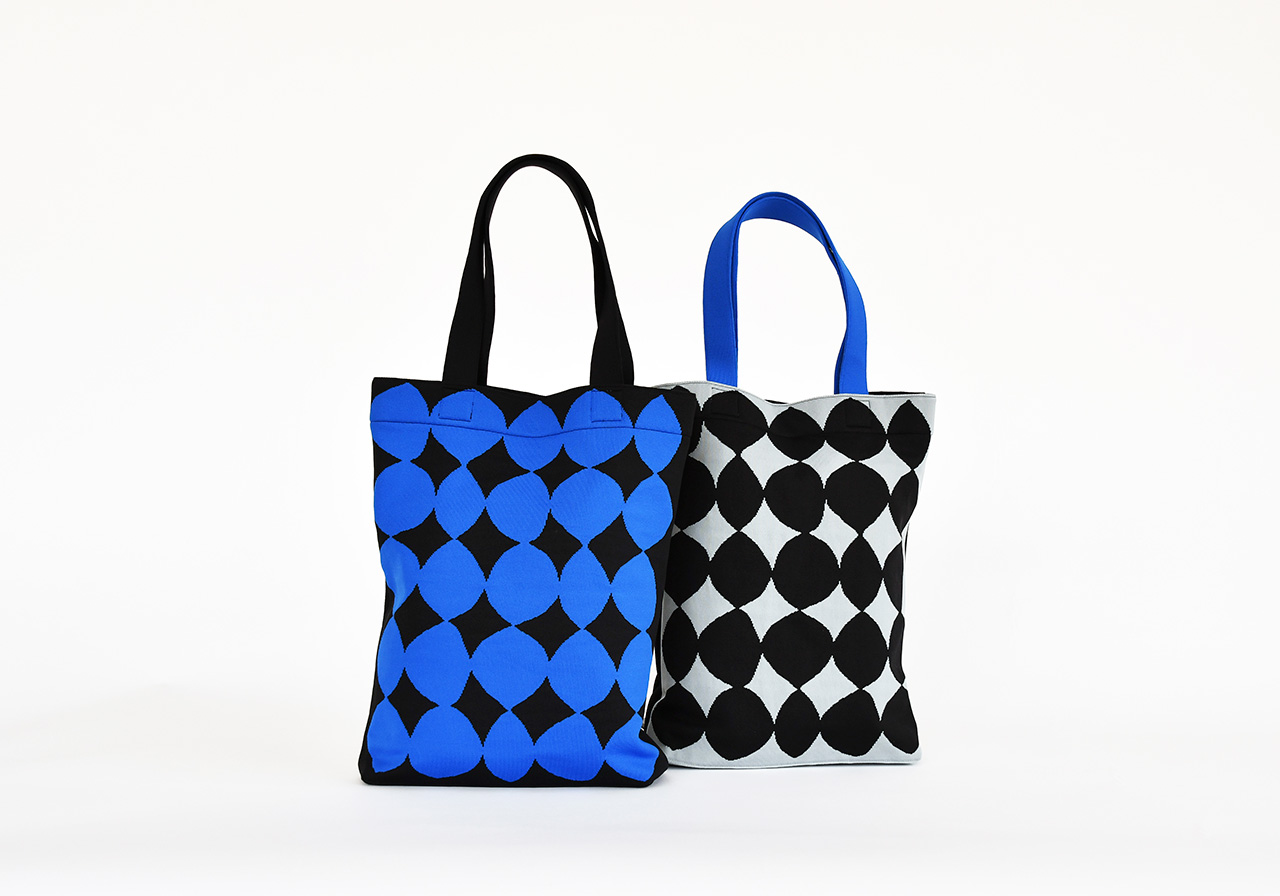 Knit Tote by Takahashi Knit